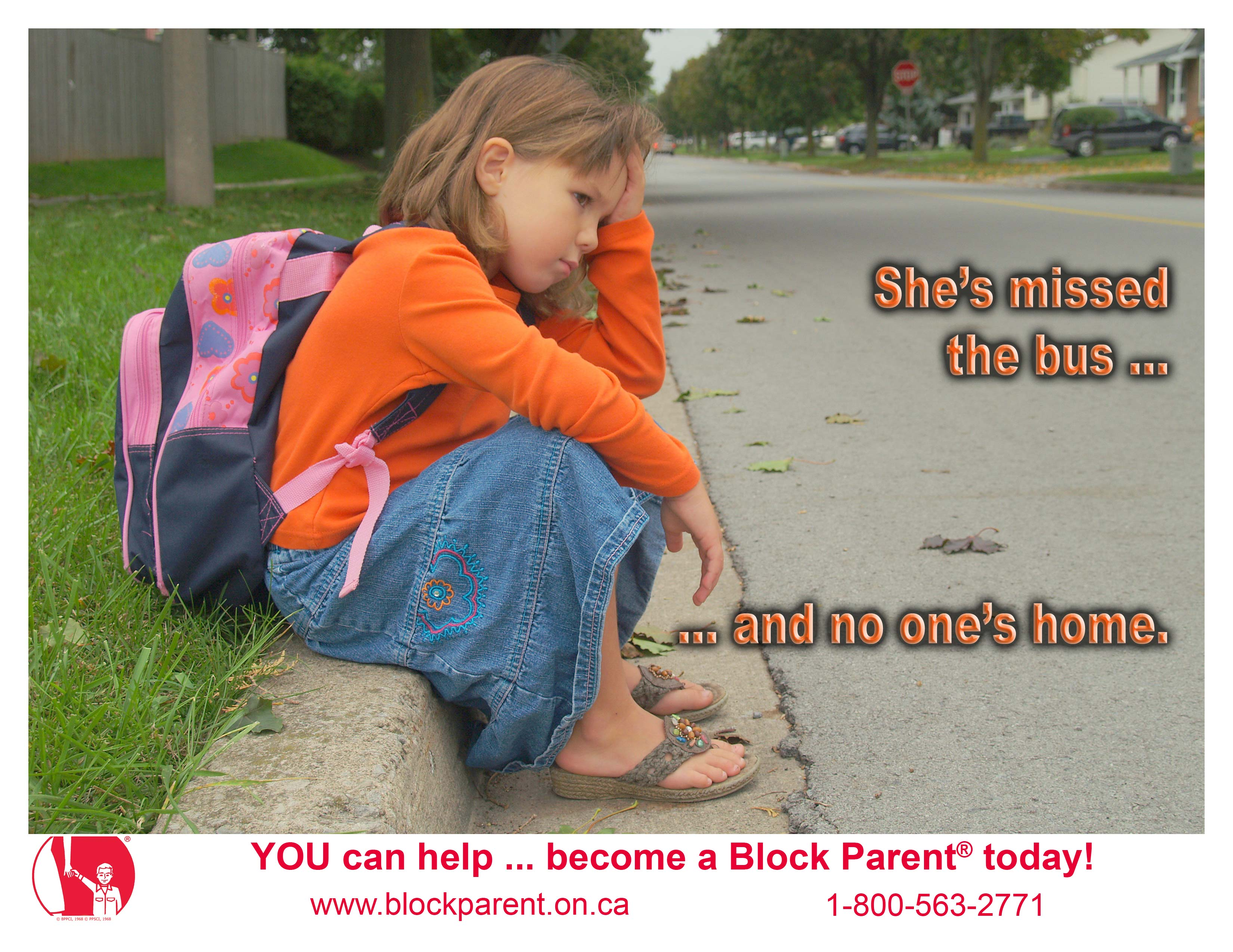 Block Parent Poster