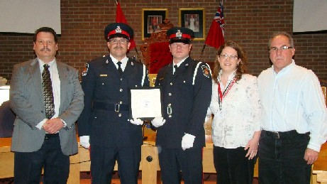 PC Mungar & PC Lauzon Recognition