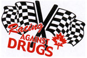 Racing Against Drugs Logo