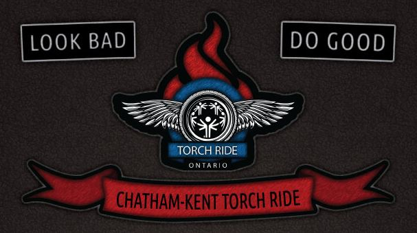 Torch Ride poster