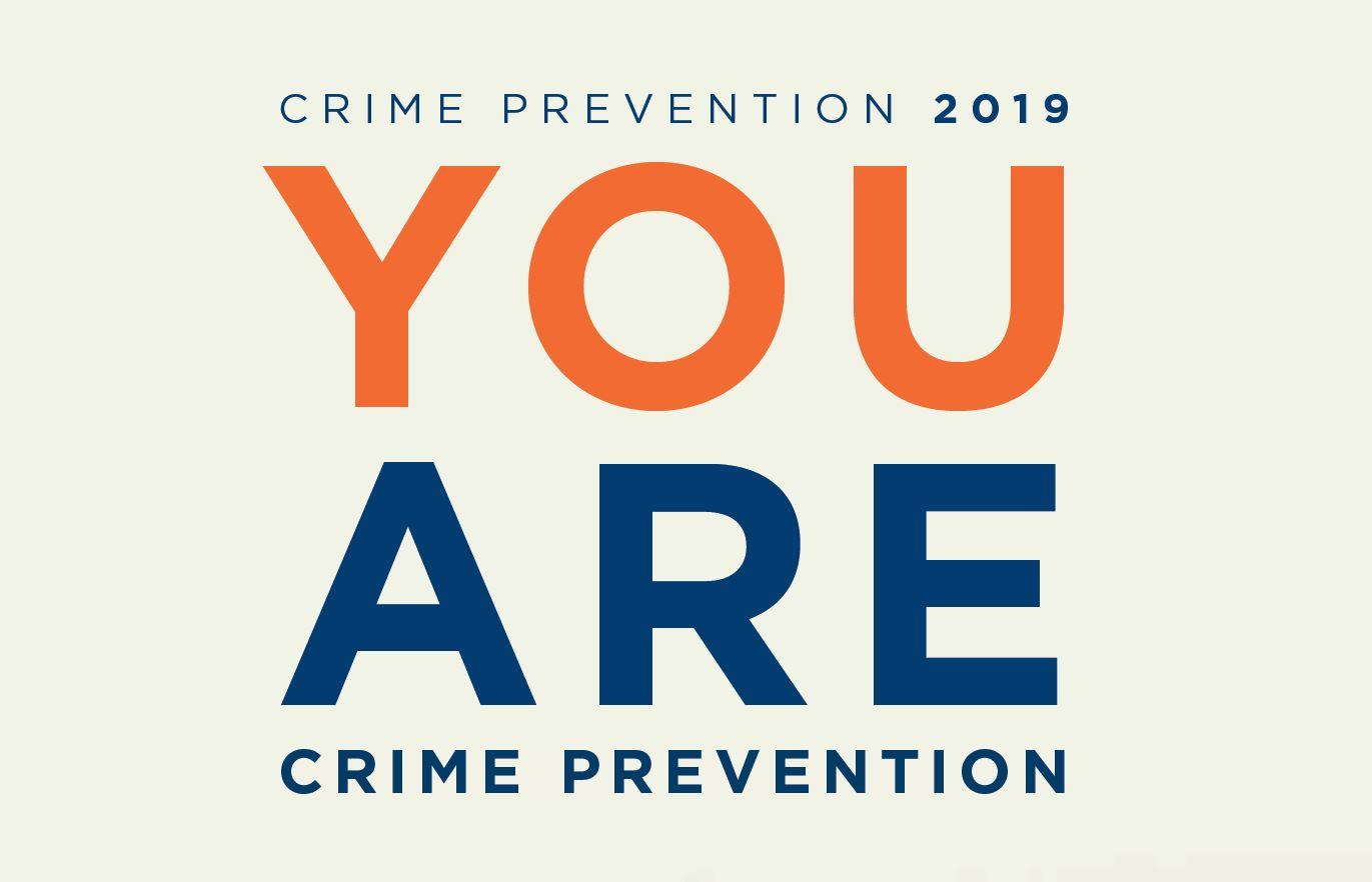 you are crime prevention