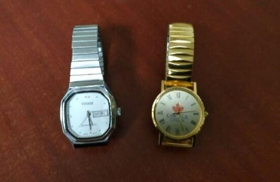 found watches